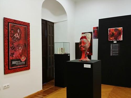 "AionSur 14194678687_a9ba16efca_d ""Esencia Flamenca"": la trayectoria artística del cartel ""Al Gurugú 2014"" Flamenco Al Gurugú 2014"