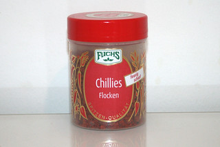 10 - Zutat Chili-Flocken / Ingredient chili flakes