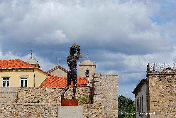 70 - Castelo Branco Portugal - Каштелу Бранку Португалия