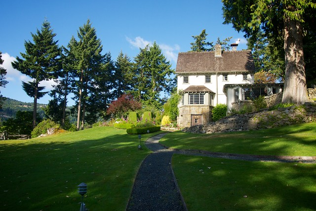 Hastings House on Salt Spring Island