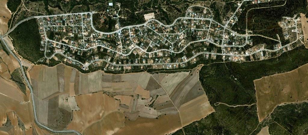 sotolargo, guadalajara, a long shot, antes, urbanismo, planeamiento, urbano, desastre, urbanístico, construcción