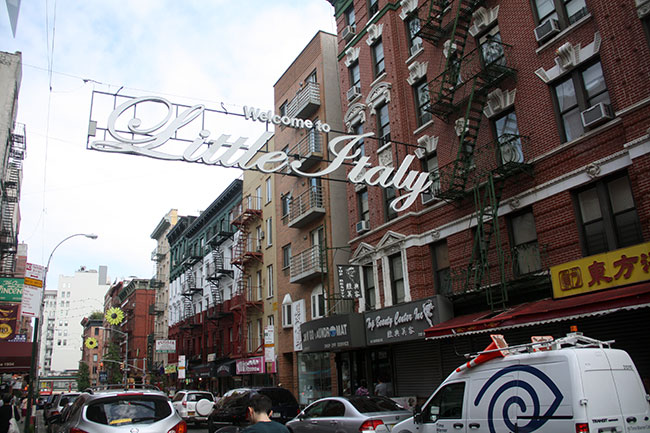 Little-Italy-Sign