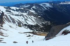 Rainier Expedition Day 6 -- Climb to High Camp