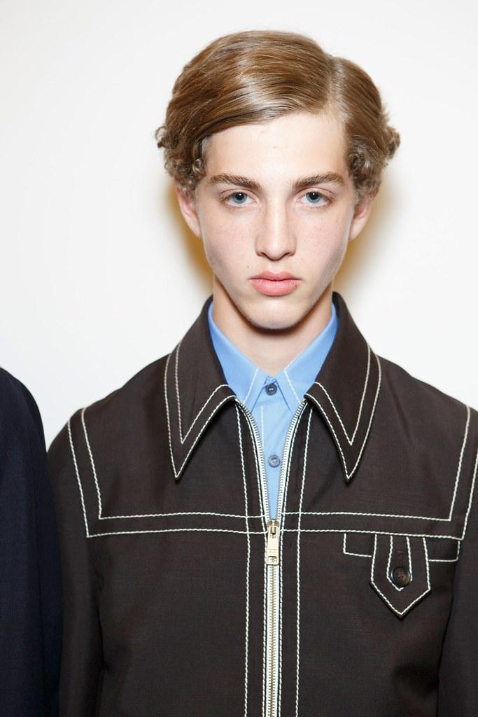 SS15 Milan Prada201_Marin @ Premium Models(fashionising.com)