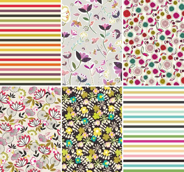 pattern crush : Caroline Gardner | Emma Lamb