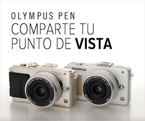 Olympus Pen - Comparte tu punto de vista