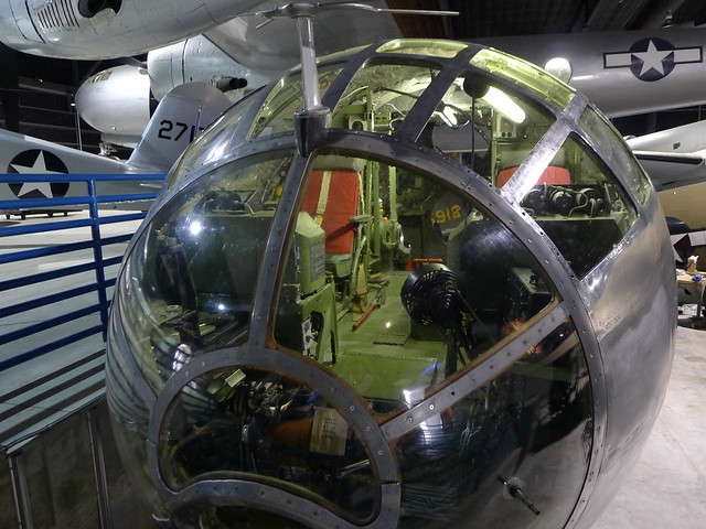 Flight instruments: Boeing B-29A Superfortress