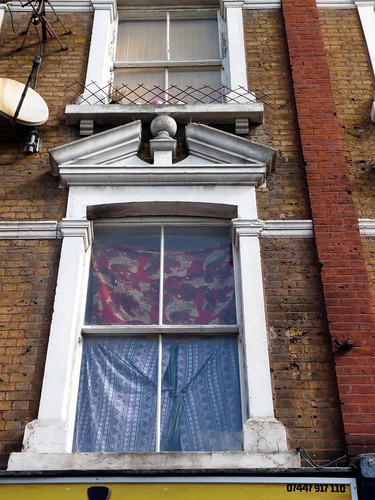 London Window 1
