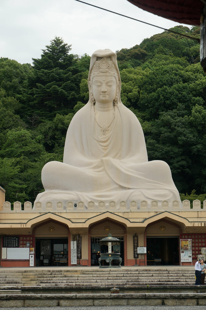 Buddha near Kodaiji Temple