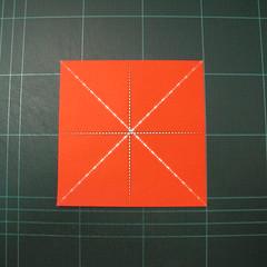 วิธีพับกระดาษเป็นที่คั่นหนังสือรูปผีเสื้อ (Origami Butterfly Bookmark) 001