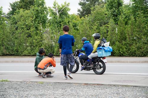 【68日目】レンタカーでみんなで観光www(北海道)