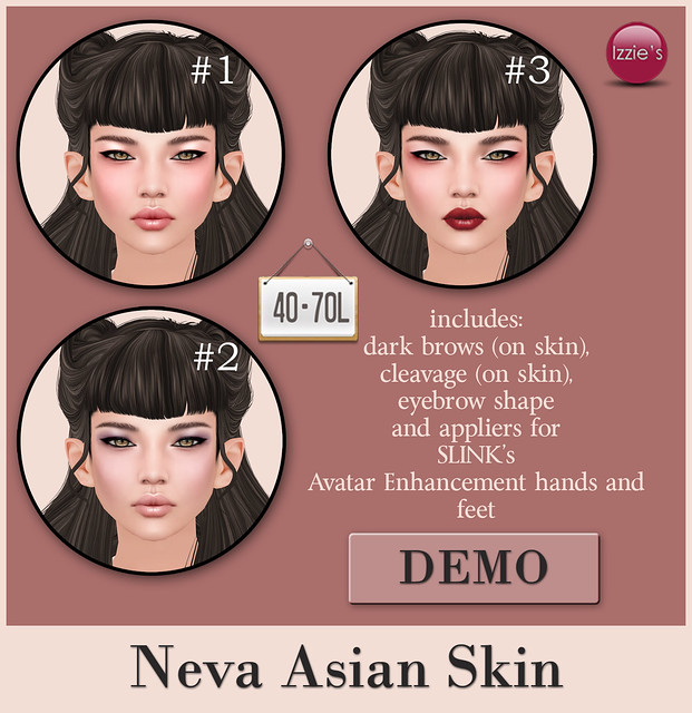 TDRF (Neva Asian Skin)