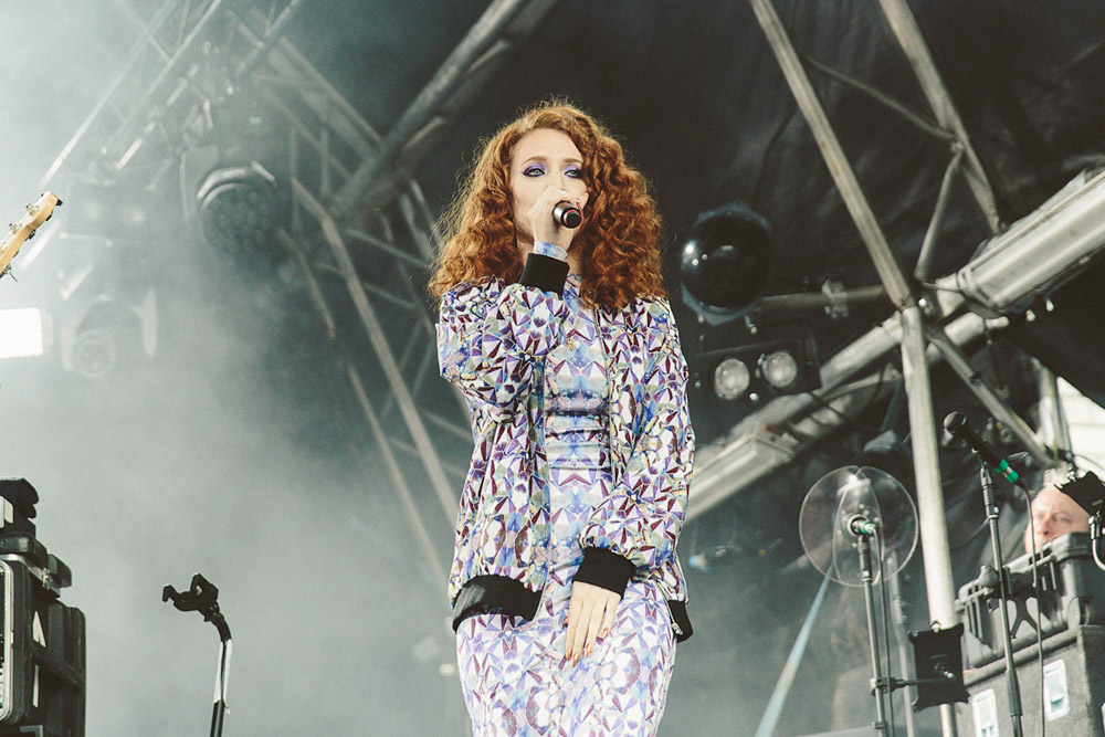 Jess Glynne @ Somerset House, London 14/07/14