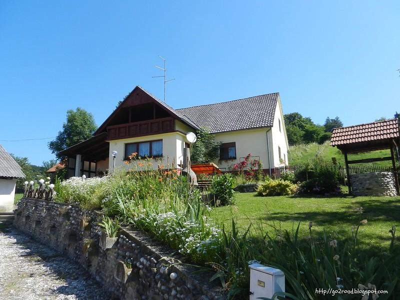 Альпийские домики Словении