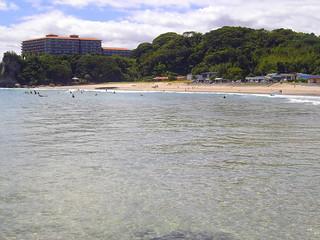 多々戸浜海水浴場