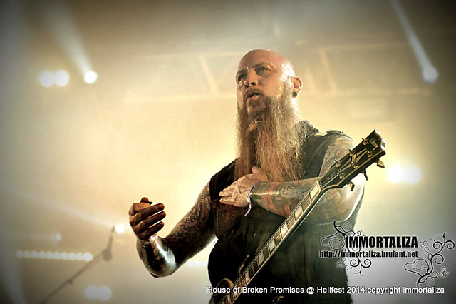 HOUSE OF BROKEN PROMISES @ HELLFEST OPEN AIR 22TH JUNE 2014 VALLEY STAGE 14499742156_7ed68001ea_z