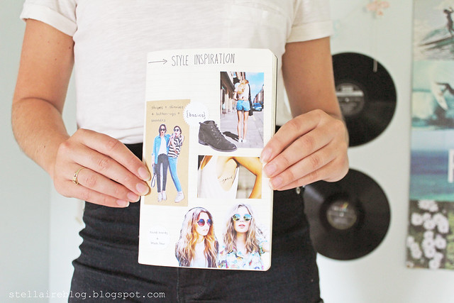 style page