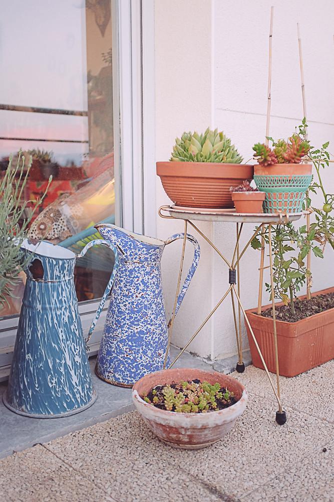 plantes vertes déco extérieure morganours planB
