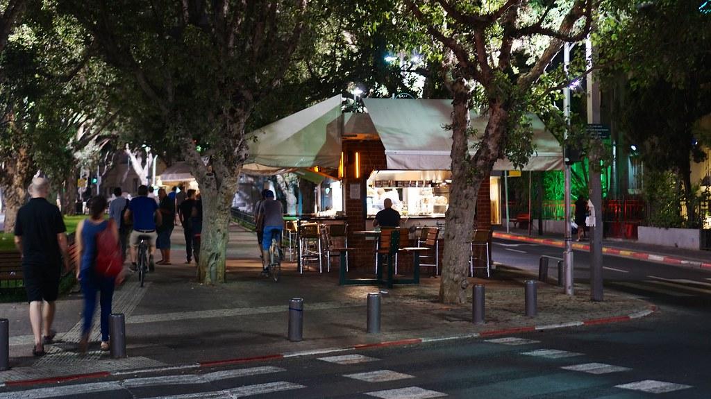 Tel Aviv, Israel, at Night, Pride 2014 44393