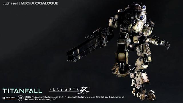 Play Arts Kai TITANFALL Atlas
