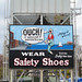 Small photo of Wear Safety Shoes
