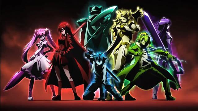 Akame ga Kill ep 1 - image 02