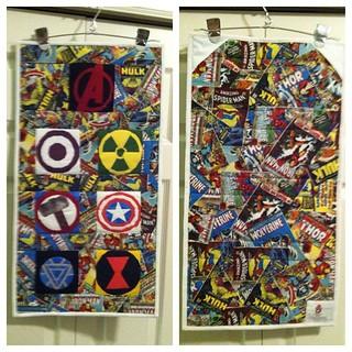 Avengers Wall Hanging