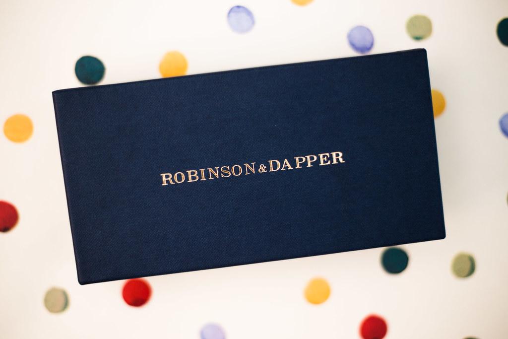 Robinson & Dapper bow tie