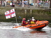 RNLI rescue demonstration