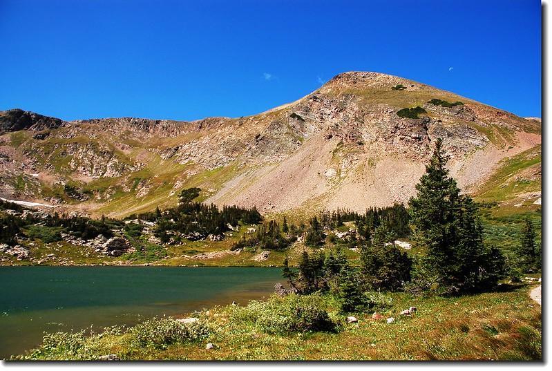 Rogers Pass Lake 2