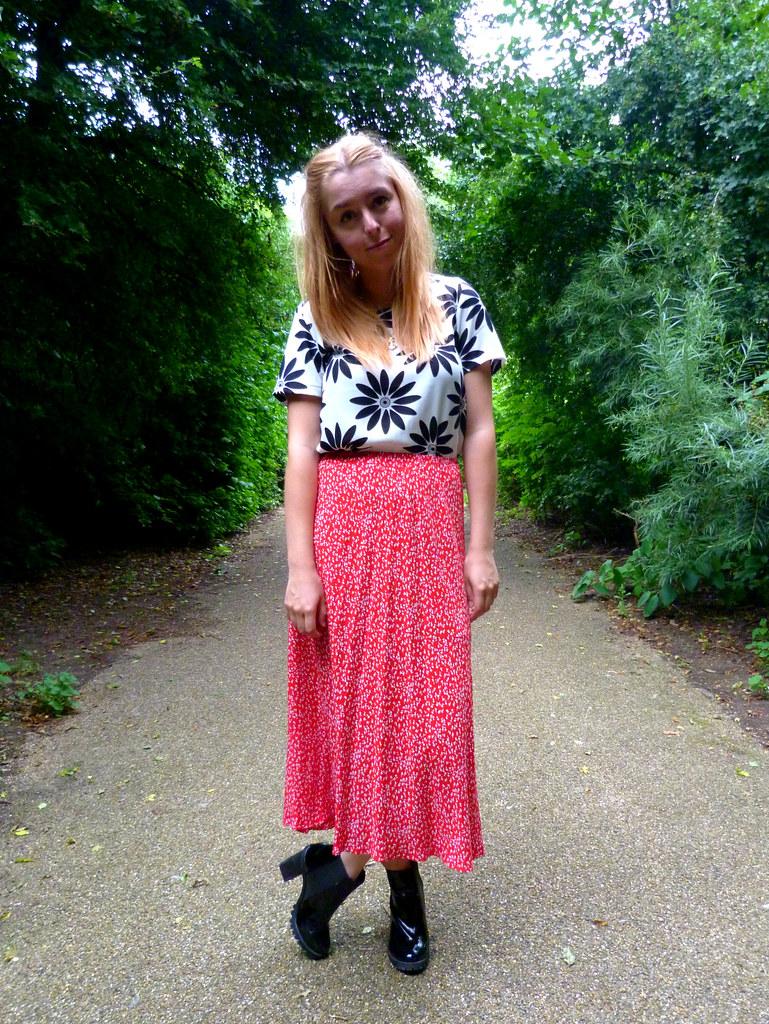 Mixing up floral prints | Fashion blogger