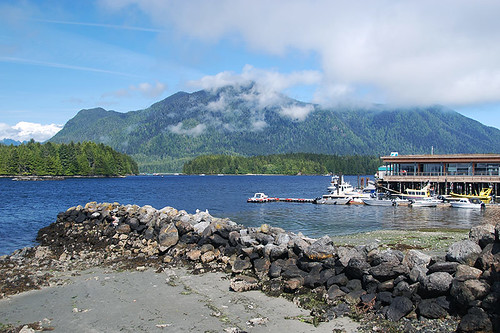 Tofino, West Coast Vancouver Island, British Columbia