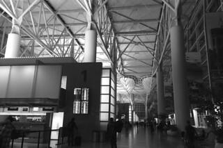SFO - International terminal