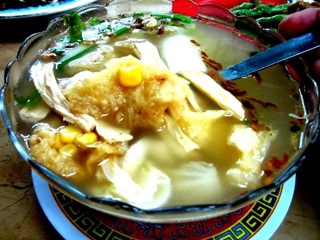 A Plus Restaurant fish maw soup
