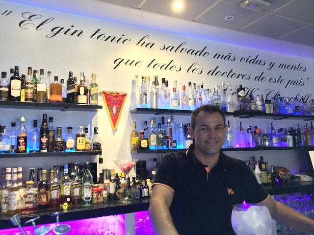 40 Iván Taléns en Cocktail&Clam