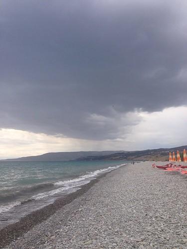 Rocca imperiale beach prov di Cosenza by meteomike