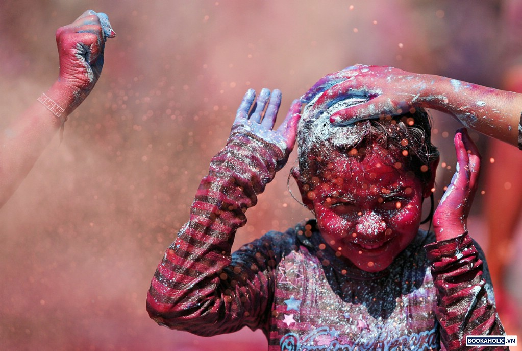 Holi (Festival of Colours), Hindu World 3