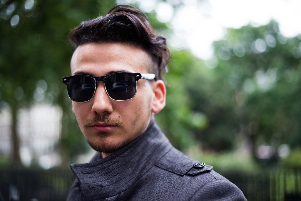 Street Style - Stephan, London Collections: Men