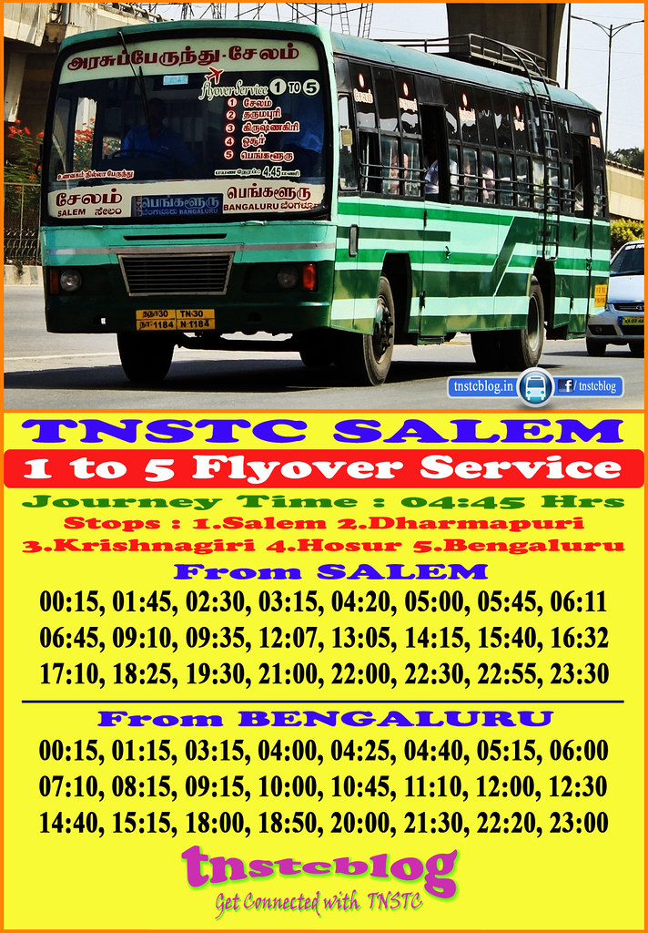 1 to 5 Flyover Service