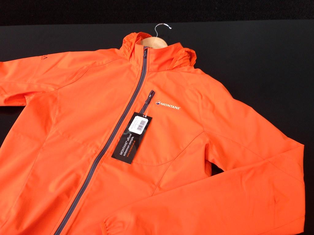 Montane Rapide Softshell Jacket