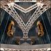 Crossing the M. C. Escher Bridge by ZinBoy