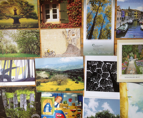 my happy-birthday postcards