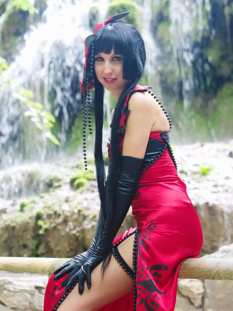 related image - Shooting Yuuko Ichihara - Melisandre - Parc de St Pons - 2014-07-20- P1890142