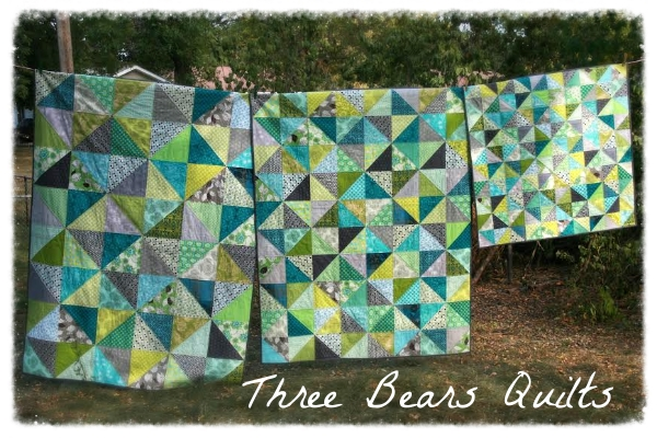 Three Bears Quilts