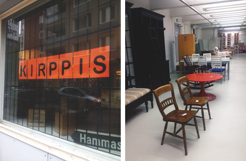 Uff Laukut : Tampereen kirpputorit ja kierr?tyskeskukset flea markets