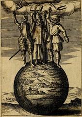 """Image from page 13 of """"Emblemes nouveaux; esquels le cours de ce monde est depeint et representé par certaines figures, desquelles le sens est expliqué par rimes ... Premieremente en allemand & maintenent en françois .."""" (1617)"""