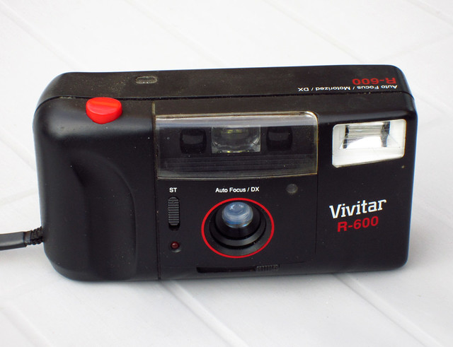 Vivitar R-600 - Camera-wiki org - The free camera encyclopedia