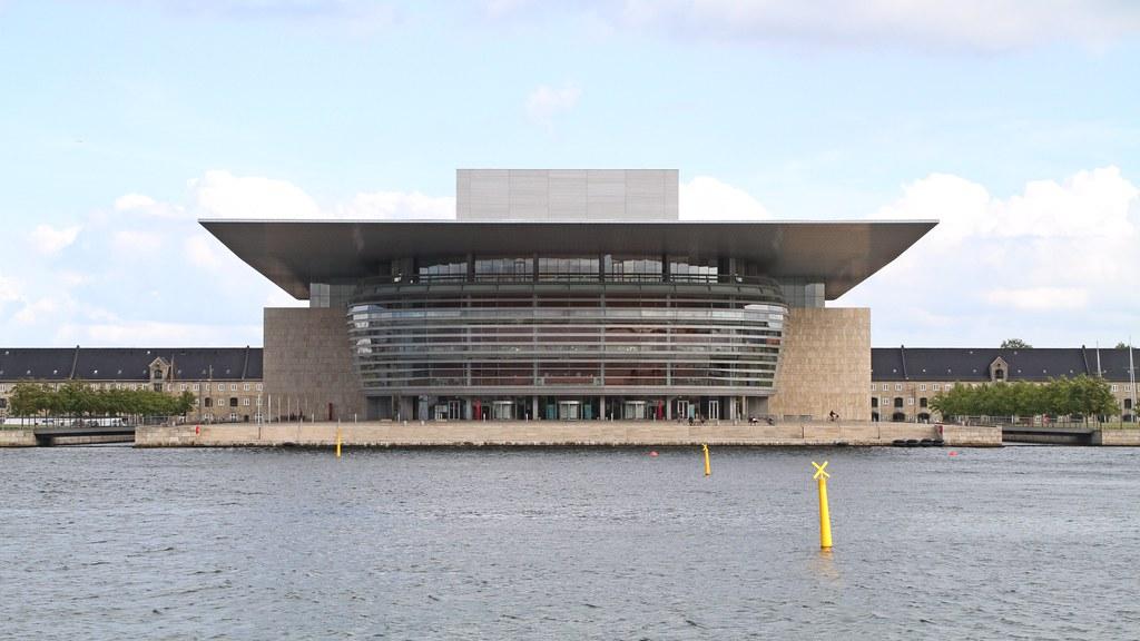 Opera, Copenhagen, Denmark