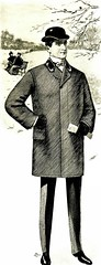 """Image from page 27 of """"The spring book of B. Kuppenheimer & Co. : illustrating a new century of clothing-radically different from the old-and incidentally depicting the more striking chances in men's wear during the past one hundred year"""" (1900)"""