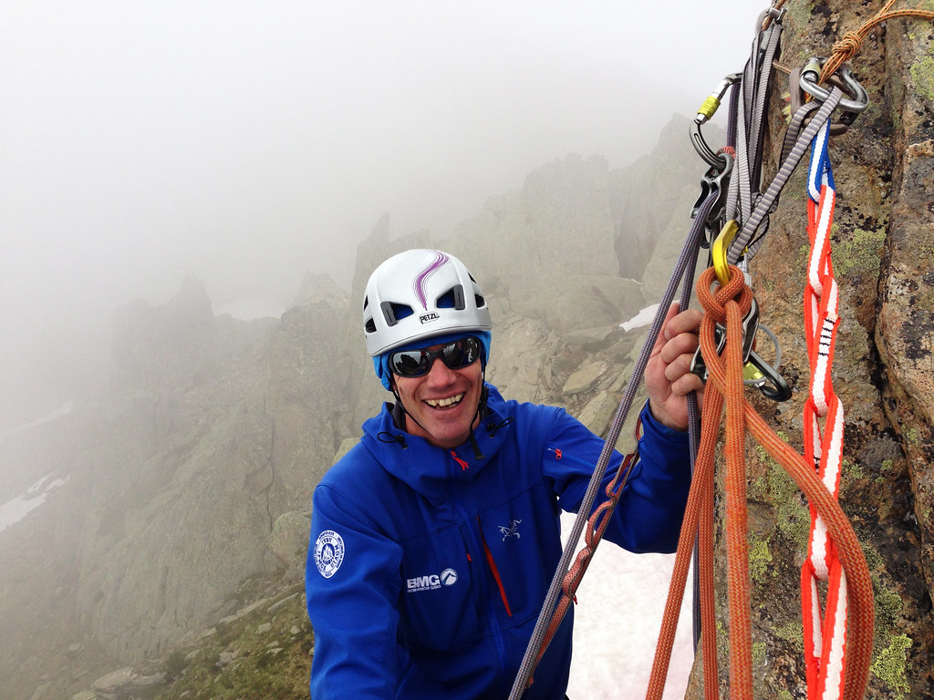 BMC Guide Tim Blakemore